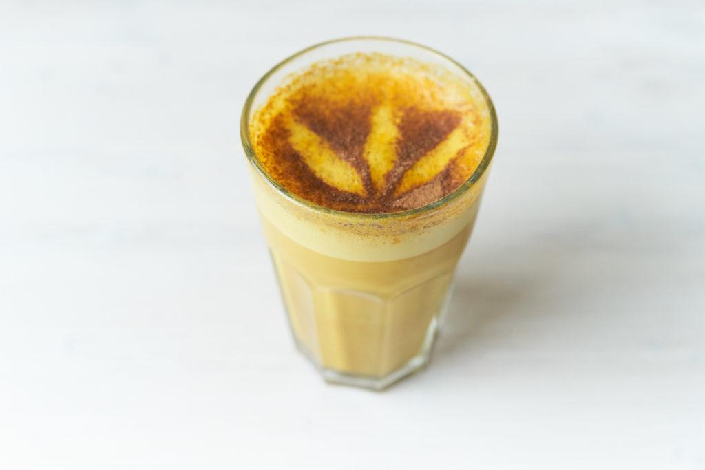 CBD KUrkuma Latte