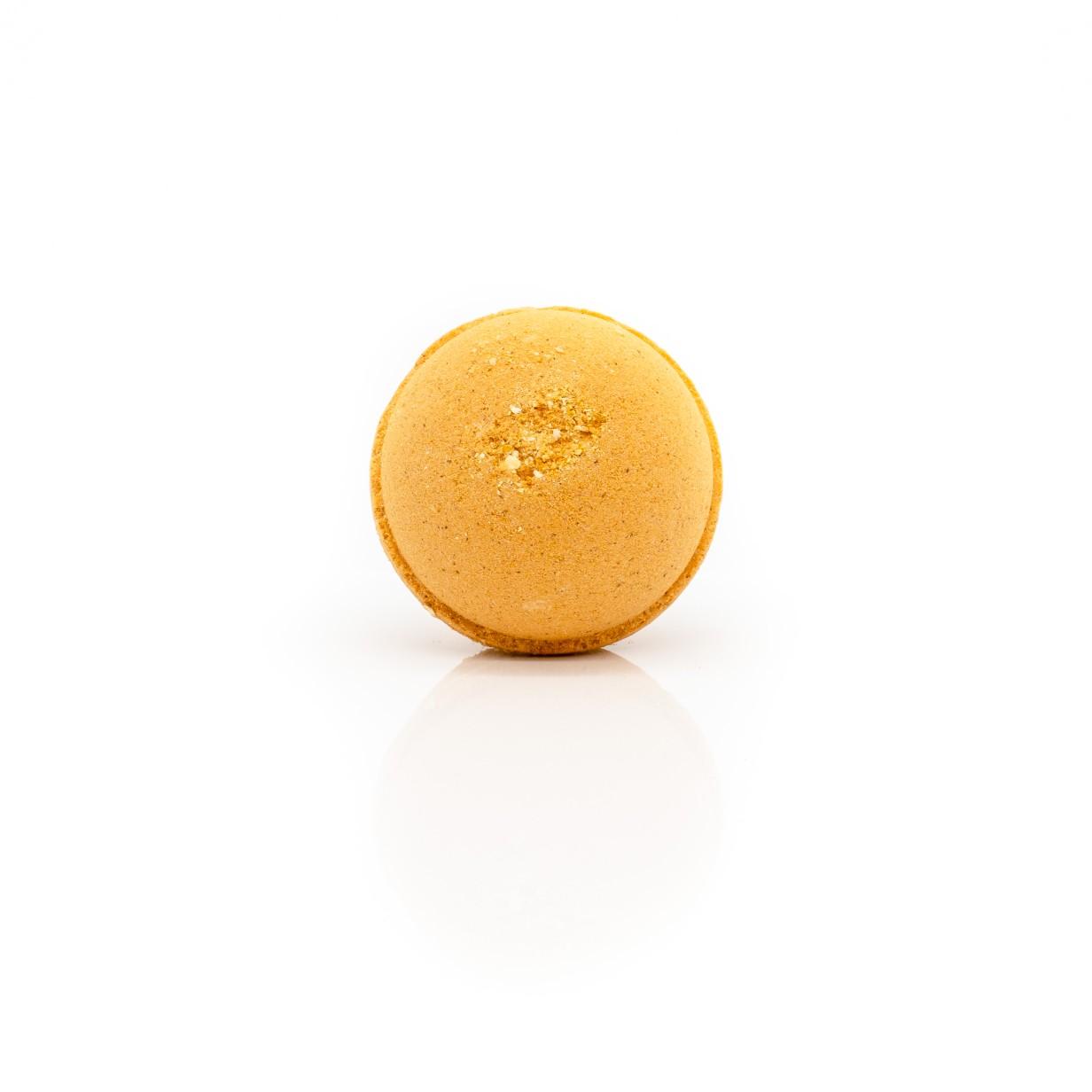CBD Badebombe Orange